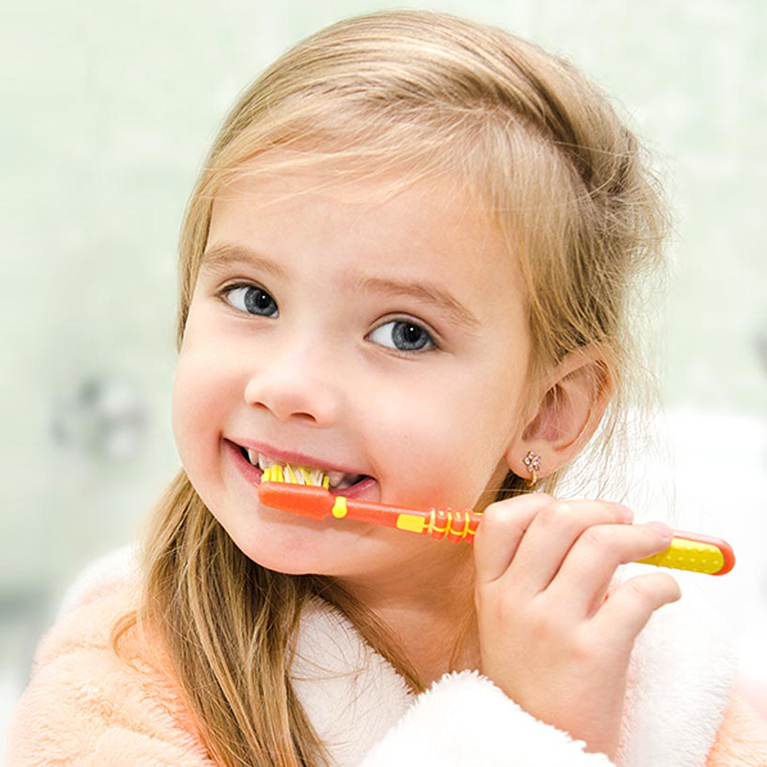 Child Care & Tooth Alignment